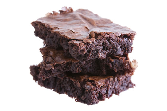Kicked up Canadian Brownies